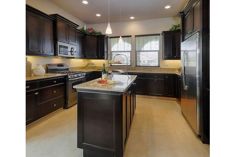 Kitchen-in-Residence 205i-at-The Highlands-in-Clovis