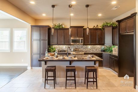 Kitchen-in-Residence 175i-at-The Highlands-in-Clovis