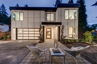 Mercer Island by Dean Homes in Seattle-Bellevue Washington