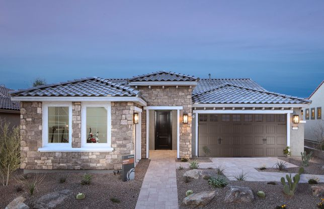 Exterior:Brand New Homes For Sale in Buckeye AZ