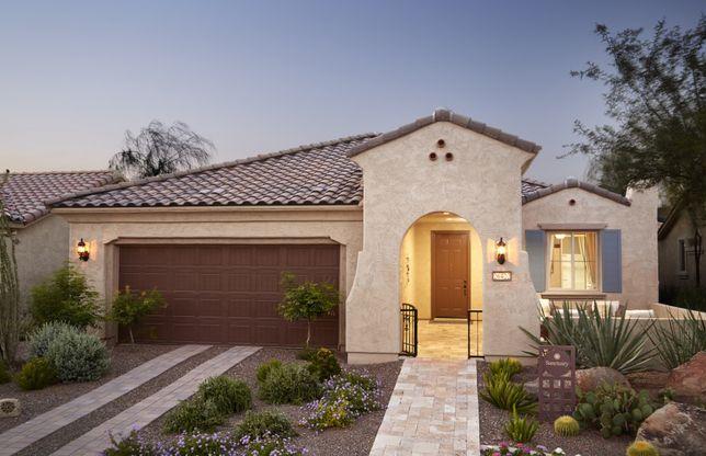 Exterior:New Home Construction - Sanctuary Exterior
