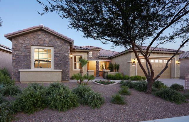 Endeavor:New Home Construction - Endeavor Exterior