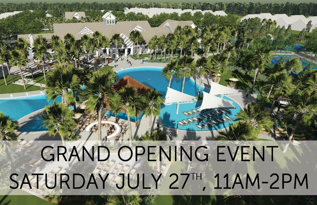 Amenity Grand Opening 7/27!
