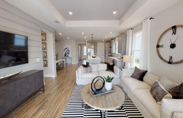 Mainstay:Open Concept Floorplan