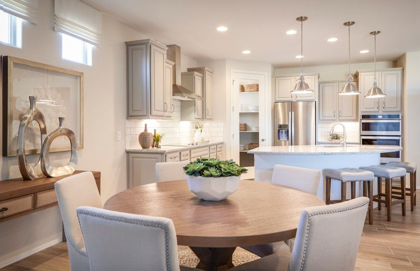 Kitchen-in-Hideaway-at-Sun City Anthem at Merrill Ranch-in-Florence