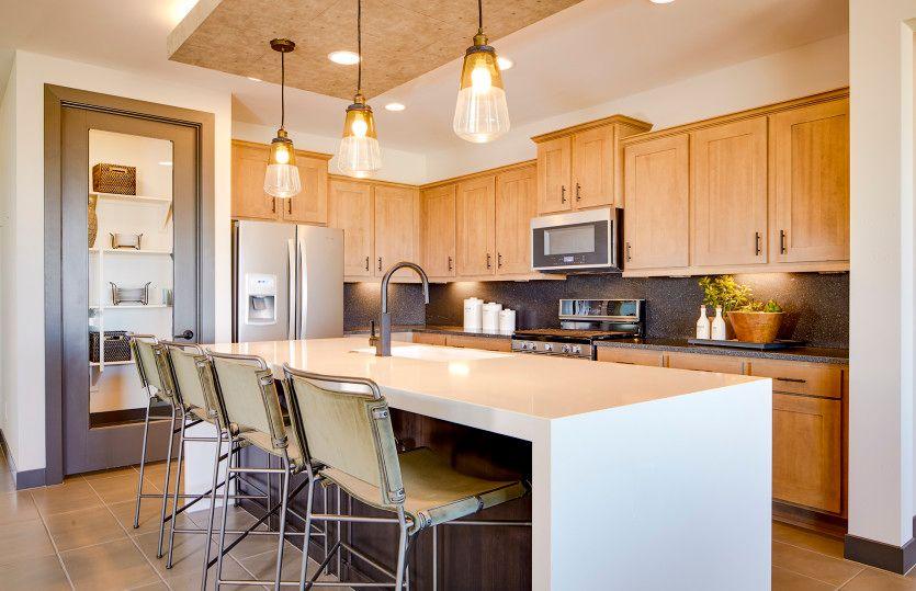 Kitchen featured in the Sanctuary By Del Webb in Phoenix-Mesa, AZ
