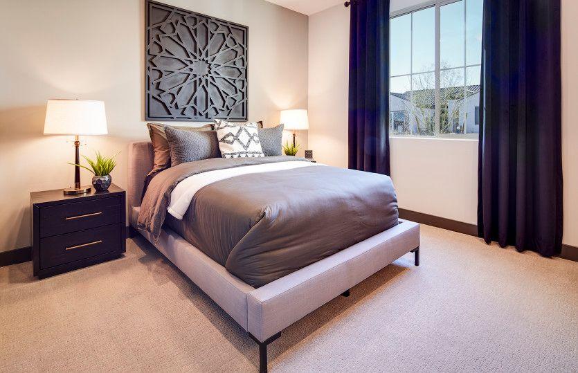 Bedroom featured in the Sanctuary By Del Webb in Phoenix-Mesa, AZ