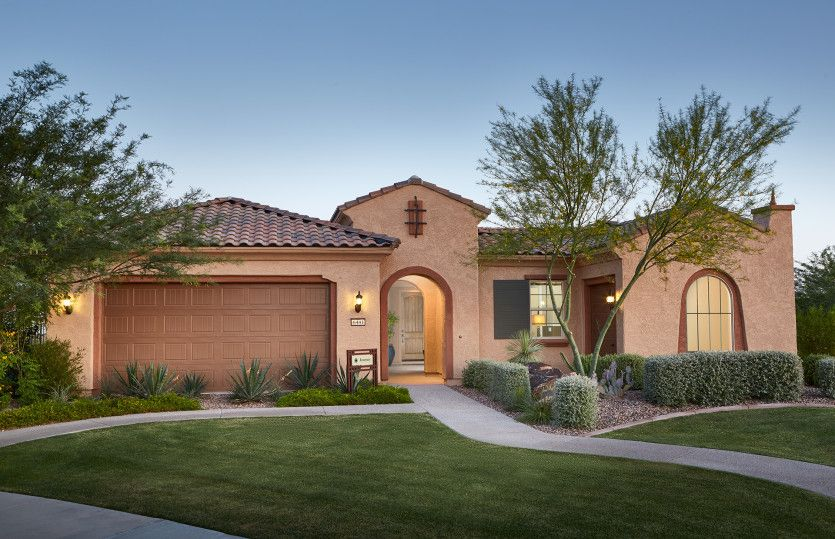 Exterior featured in the Journey By Del Webb in Phoenix-Mesa, AZ
