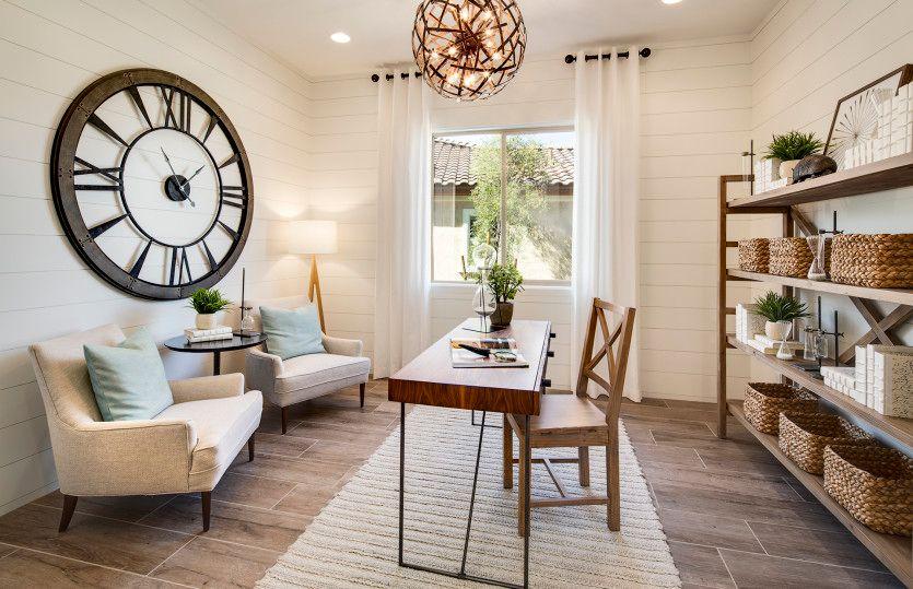 Living Area featured in the Journey By Del Webb in Phoenix-Mesa, AZ