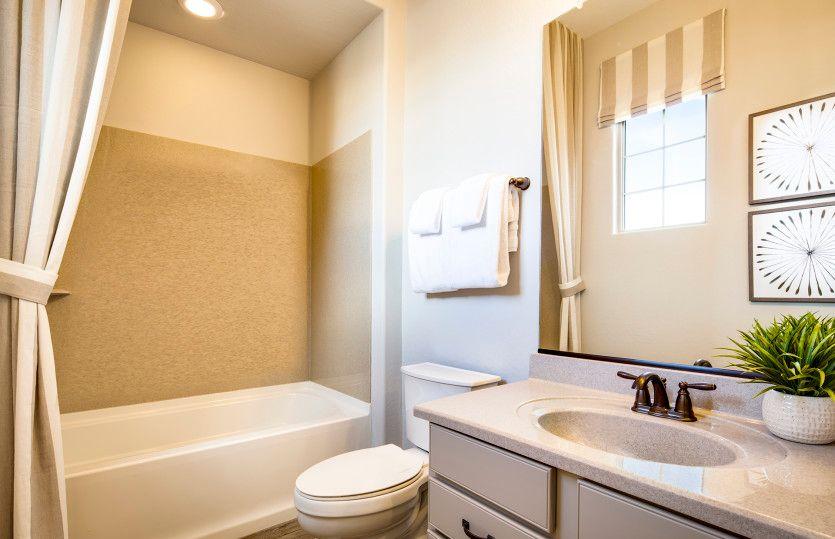 Bathroom featured in the Journey By Del Webb in Phoenix-Mesa, AZ