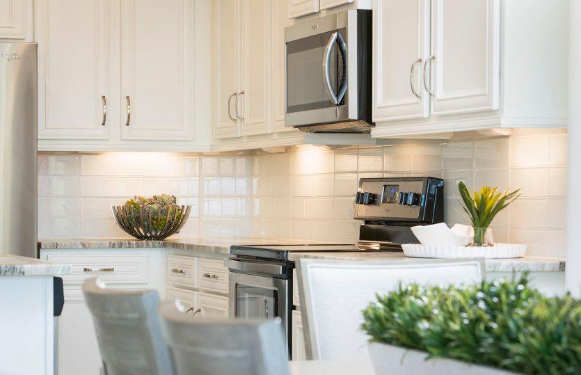 Kitchen featured in the Traverse By Del Webb in Phoenix-Mesa, AZ