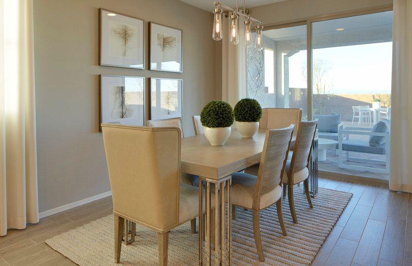 Living Area featured in the Traverse By Del Webb in Phoenix-Mesa, AZ