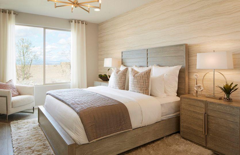 Bedroom featured in the Traverse By Del Webb in Phoenix-Mesa, AZ