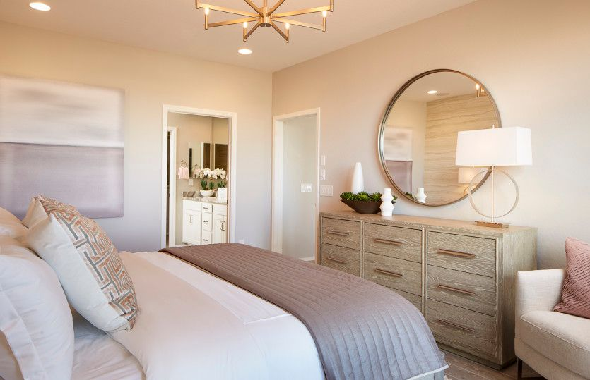 Bedroom featured in the Traverse By Del Webb in Phoenix-Mesa, AZ