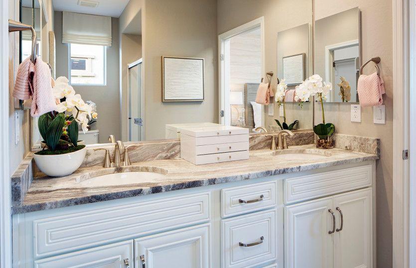 Bathroom featured in the Traverse By Del Webb in Phoenix-Mesa, AZ