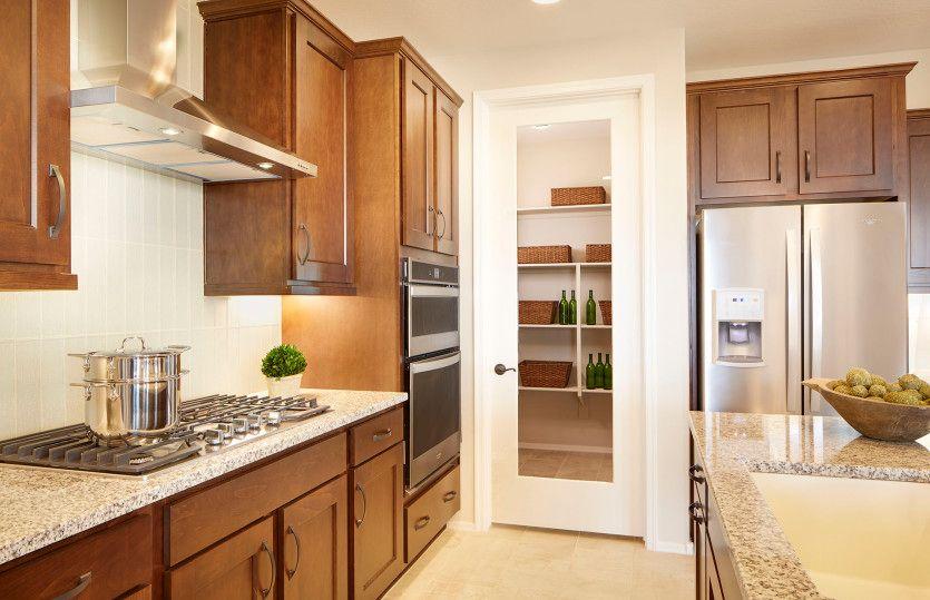 Kitchen featured in the Odyssey By Del Webb in Phoenix-Mesa, AZ
