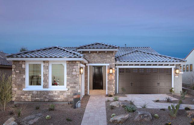 Preserve:Brand New Homes For Sale in Buckeye AZ