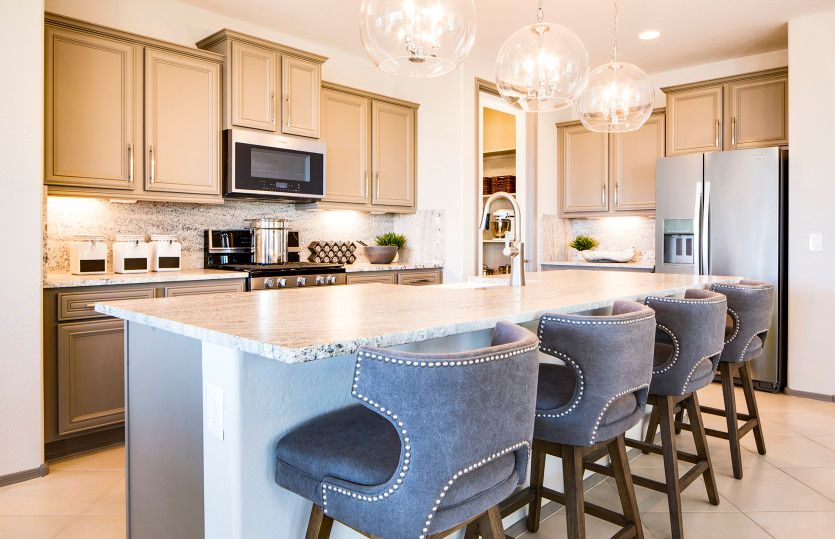 Kitchen featured in the Preserve By Del Webb in Phoenix-Mesa, AZ