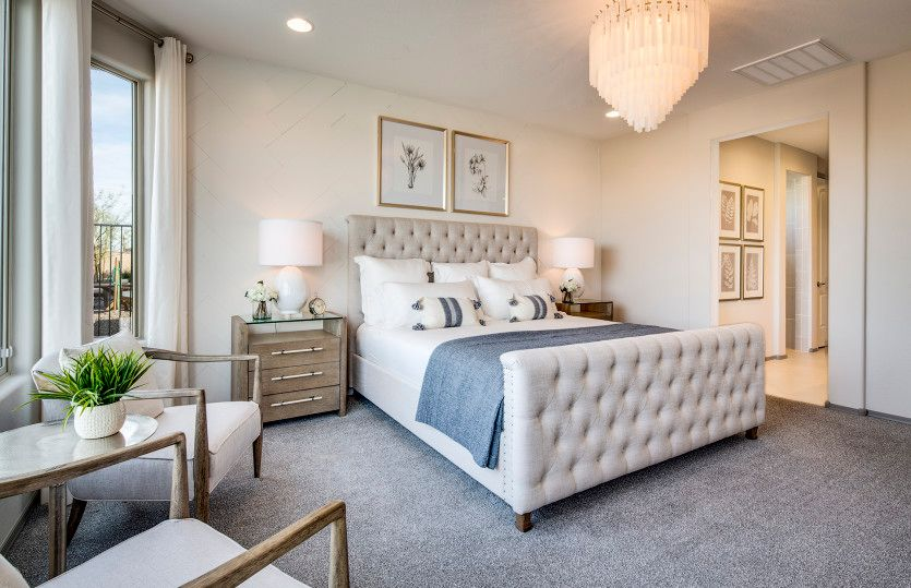 Bedroom featured in the Preserve By Del Webb in Phoenix-Mesa, AZ