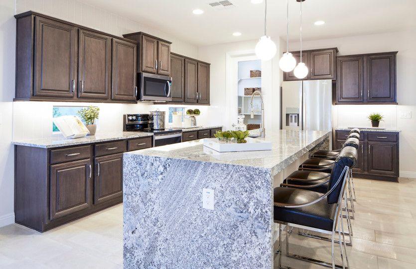 Kitchen featured in the Refuge By Del Webb in Phoenix-Mesa, AZ