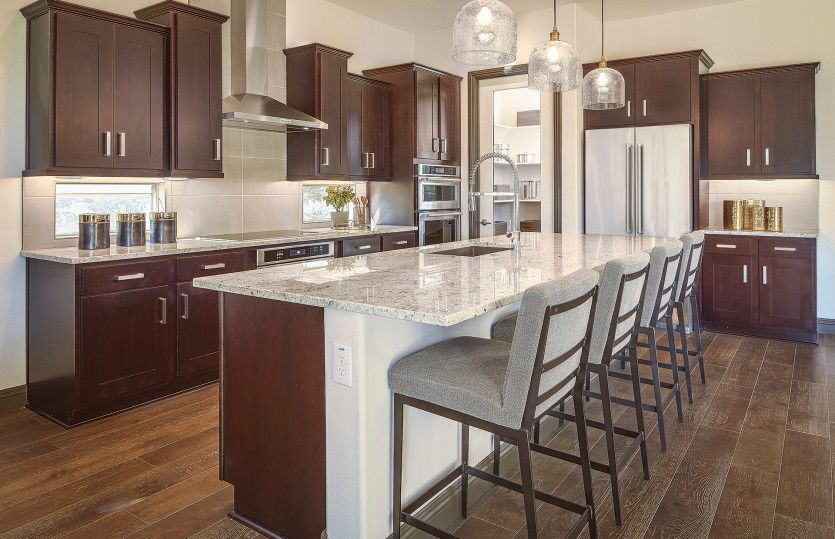 Kitchen featured in the Voyage By Del Webb in Phoenix-Mesa, AZ