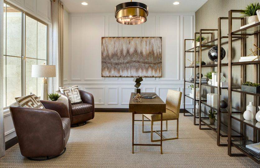 Living Area featured in the Voyage By Del Webb in Phoenix-Mesa, AZ
