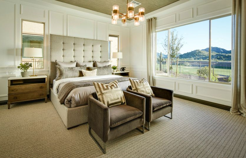 Bedroom featured in the Voyage By Del Webb in Phoenix-Mesa, AZ