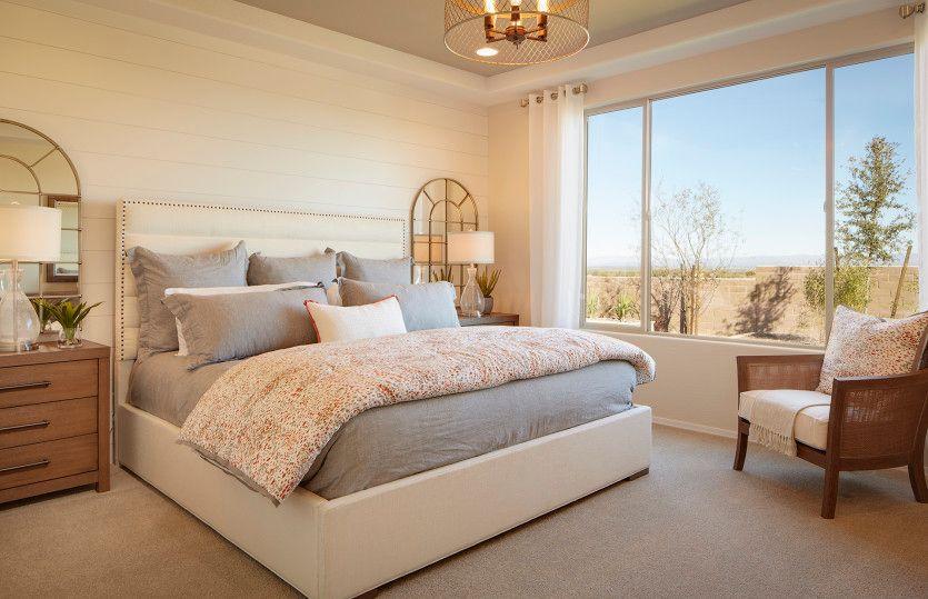 Bedroom featured in the Hideaway By Del Webb in Tucson, AZ