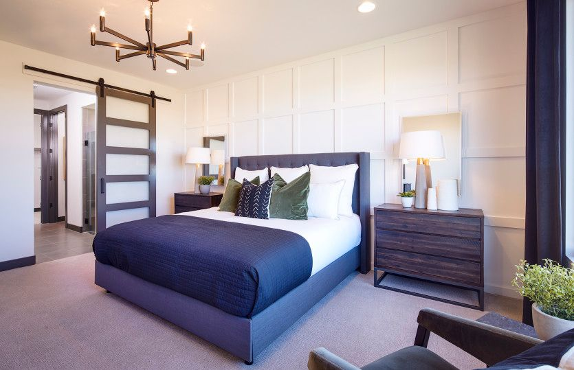 Bedroom featured in the Sanctuary By Del Webb in Tucson, AZ