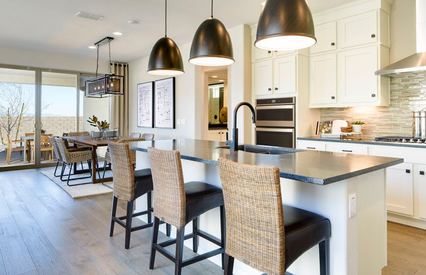 Kitchen featured in the Haven By Del Webb in Tucson, AZ