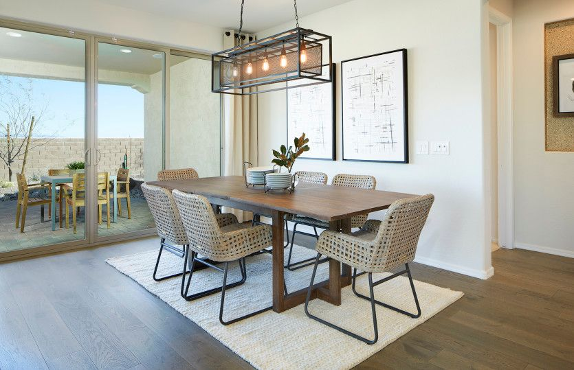 Living Area featured in the Haven By Del Webb in Tucson, AZ
