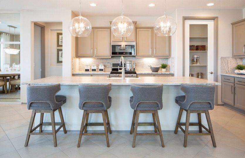 Kitchen featured in the Preserve By Del Webb in Tucson, AZ