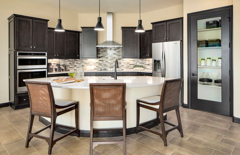Kitchen-in-Pursuit-at-Del Webb at Dove Mountain-in-Marana