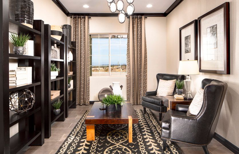 Living Area featured in the Pursuit By Del Webb in Tucson, AZ