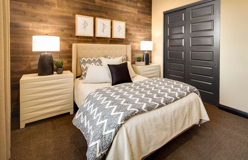 Bedroom featured in the Pursuit By Del Webb in Tucson, AZ