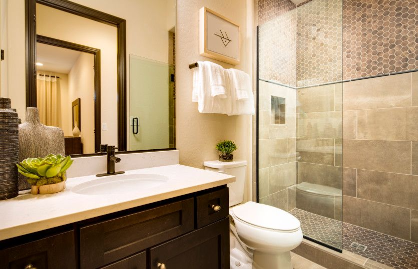 Bathroom featured in the Pursuit By Del Webb in Tucson, AZ