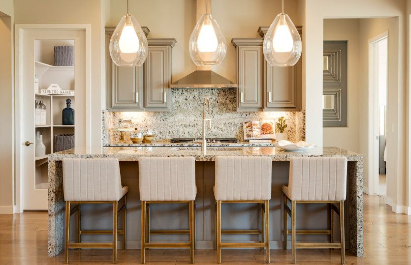 Kitchen featured in the Serenity By Del Webb in Tucson, AZ