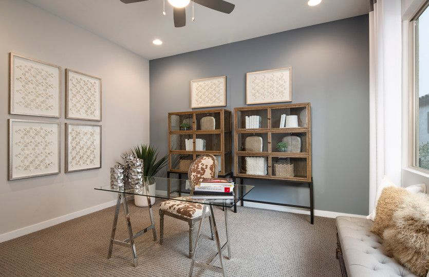 Living Area featured in the Serenity By Del Webb in Tucson, AZ
