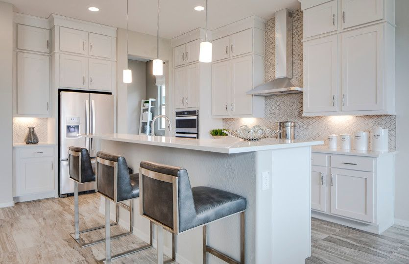 Kitchen featured in the Endeavor By Del Webb in Tucson, AZ