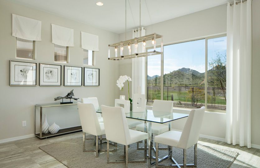 Living Area featured in the Endeavor By Del Webb in Tucson, AZ