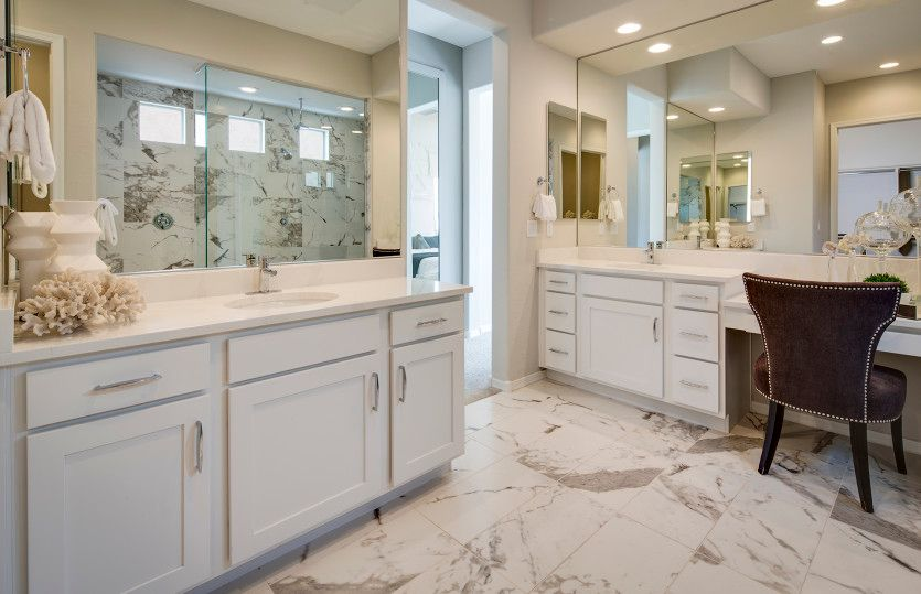 Bathroom featured in the Endeavor By Del Webb in Tucson, AZ