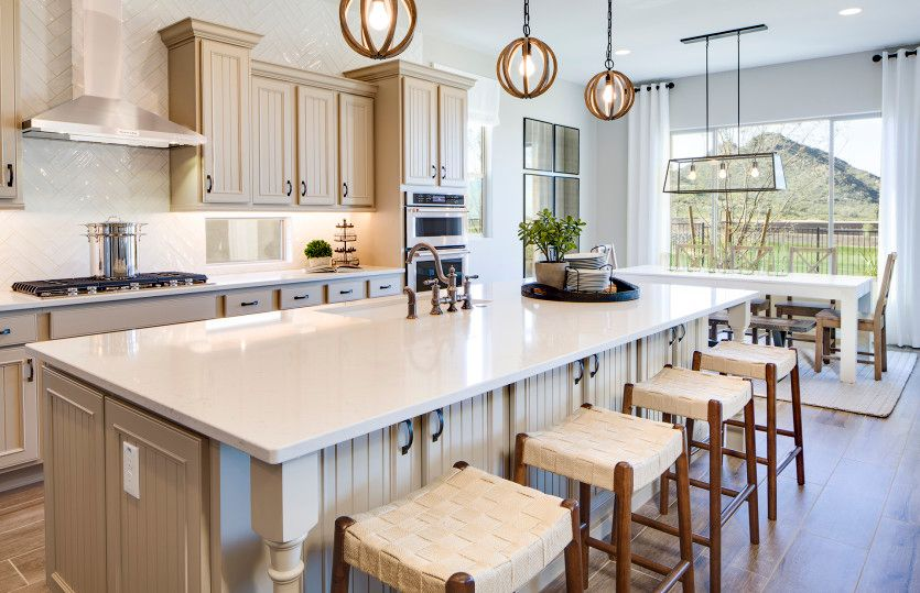 Kitchen featured in the Journey By Del Webb in Tucson, AZ