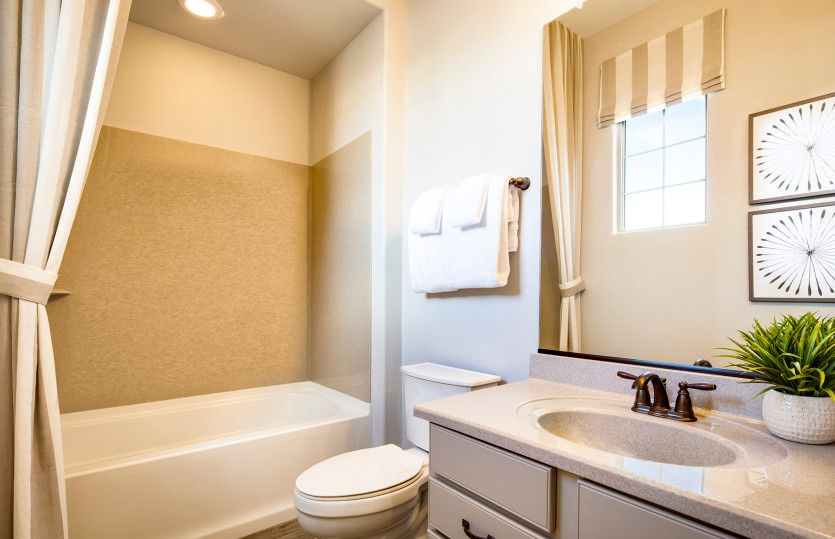 Bathroom featured in the Journey By Del Webb in Tucson, AZ