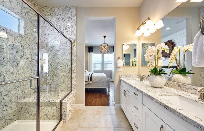 Bathroom featured in the Brownstone By Del Webb in Riverside-San Bernardino, CA