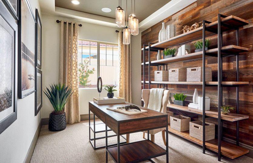 Living Area featured in the Bellwood By Del Webb in Riverside-San Bernardino, CA