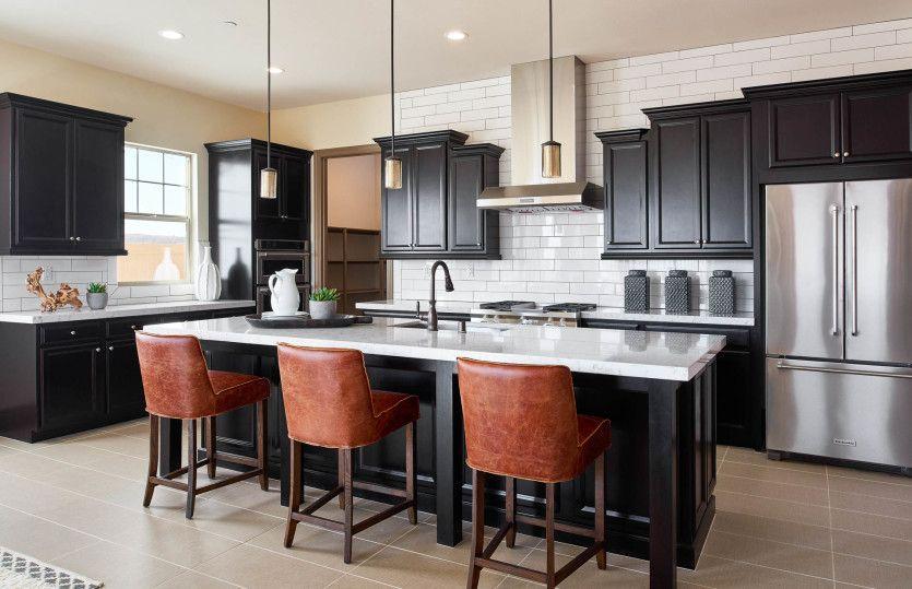 Kitchen featured in the Bellwood By Del Webb in Riverside-San Bernardino, CA