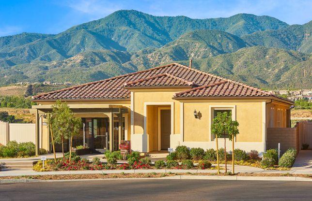 Corvara:Modeled Elevation 1B Villa