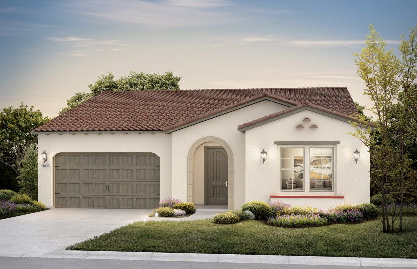 Exterior featured in the Corvara By Del Webb in Riverside-San Bernardino, CA