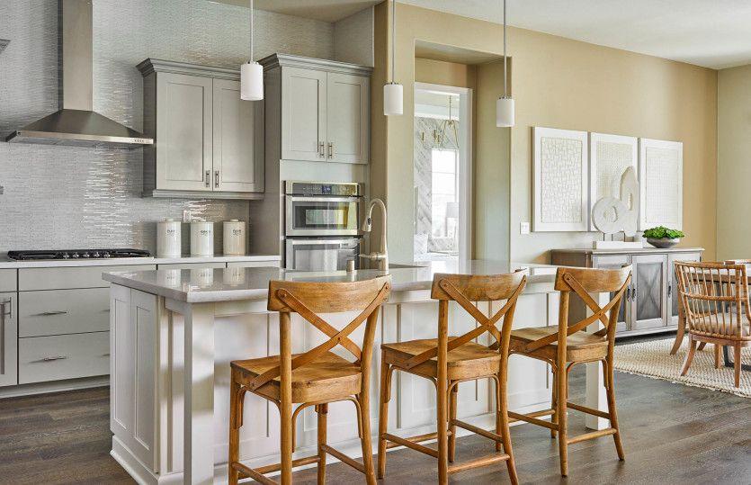 Kitchen featured in the Corvara By Del Webb in Riverside-San Bernardino, CA