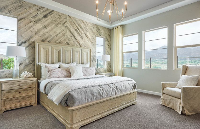 Bedroom featured in the Corvara By Del Webb in Riverside-San Bernardino, CA